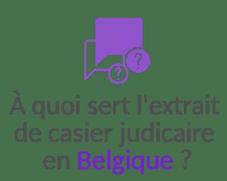 belgique bulletin judiciaire