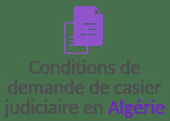 bulletin judiciaire algerie