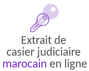 casier judiciaire maroc en ligne