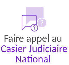 casier judiciare national