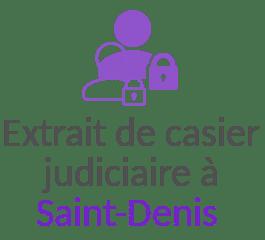 extrait casier judiciaire saint denis ile de france