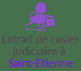 extrait casier judiciaire saint etienne