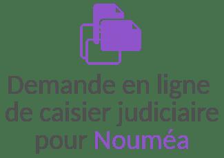 noumea casier judiciaire en ligne