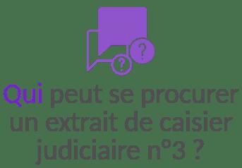 procuration bulletin judiciaire n3